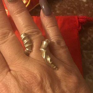 UNO De50 Silver ring